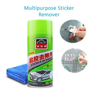 MULTIPURPOSE STICKER REMOVER 450ml