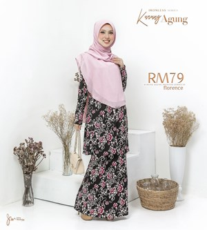 KURUNG AGUNG IRONLESS PRINTED IN FLORENCE