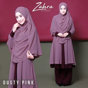 zahra suit (dusty pink) - team sales