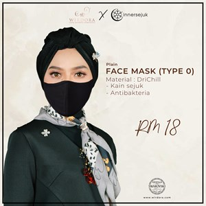 MASK WIRDORA - INNERSEJUK (TYPE 0- PLAIN WITHOUT CRYSTALS)