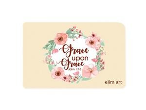 Floor Mat - Grace upon grace