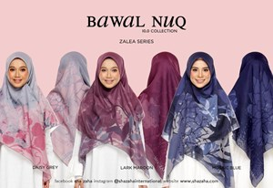 Bawal NUQ 2020 (Zalea Series)