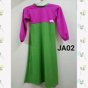 CLEARANCE below cost- Jubah Aurora (Kids) JA02