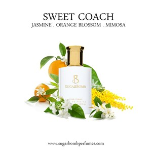 SWEET COACH 30ML (NEW BOTTLE)