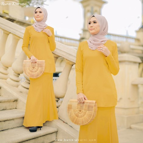 AURA KURUNG YELLOW