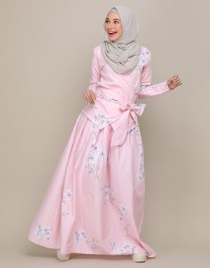 MALAIQA IN SOFT PINK