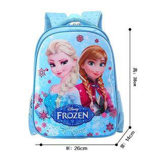 PREORDER Nursery-Kindy School Bags ( FROZEN BLUE ) ETA  MID NIOV