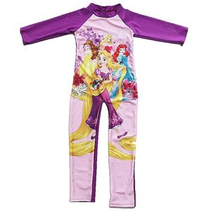 Children's Swimming Suit ( PRINCESS  ) SZ 3Y-11Y )