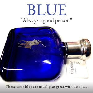 Polo Blue Ralph Lauren for men 125ml