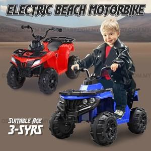 ELECTRIC BEACH MOTORBIKE