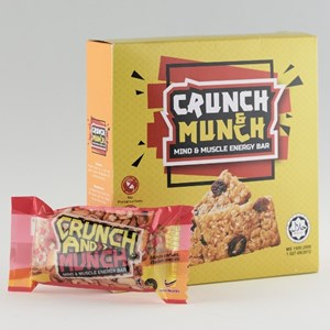 NEW CRUNCH & MUNCH (6 Bars)