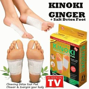 KIYOME KINOKI GINGER FOOT PAD