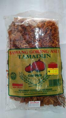 BAWANG GORENG ASLI TAMADUN 100g