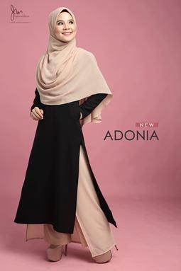 ADONIA (BLACK) Y.E.S