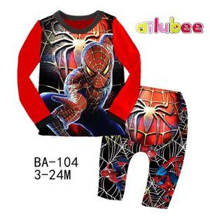 Pyjamas Spiderman