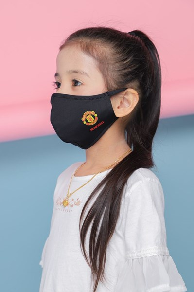 LAWARNI FACE MASK KIDS MANCHESTER UNITED