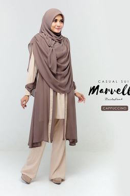 MARVELLA SUIT (CAPPUCCINO)
