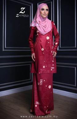Baju Kurung Janica
