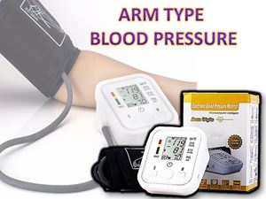 ARM TYPE BLOOD PRESSURE N00883