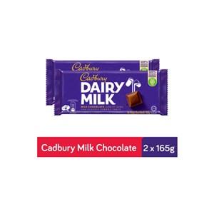 Dairy Milk 165 g 2x