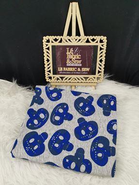 BONDS (MEXICAN SKULL BLUE) 0860119