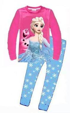 H3M Pyjamas - Frozen 009
