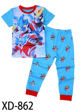 XD-862 ULTRAMAN KIDS PYJAMAS