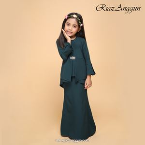 ALEEYA 2.0 - EMERALD GREEN (KIDS)