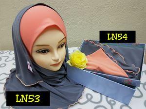 Shawl LD Plain (LN53  and LN54)