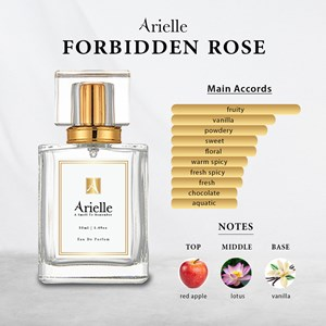 Forbidden Rose 50ml