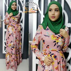 WAHEEDA DRESS