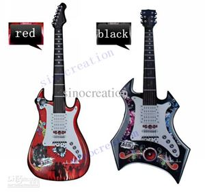 KIDS ELECTRIC TOY GUITAR ROCK AMP LEARNING MUSICAL INSTRUMENT