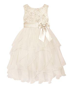 @  67150-E  WHITE DINNER DRESS