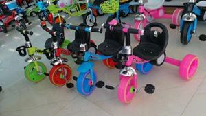 Kids paddling tricycle - 5688