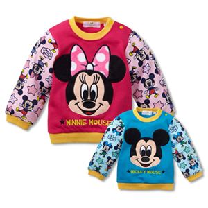@  81054 MICKEY SWEATER. ( Size 80-120 )