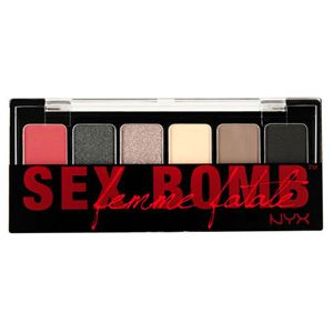 NYX The Sex Bomb Shadow Palette