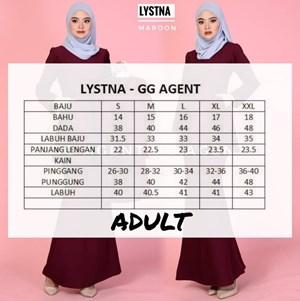 LYSTNA KURUNG / ADULT