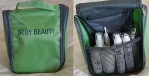 Toiletry Bag by Seqy Beauty