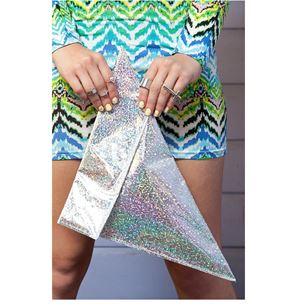 RSB13-16 Hologram Triangle Clutch
