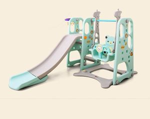 3 IN 1 PLAYGROUND MINT GIRAFFE