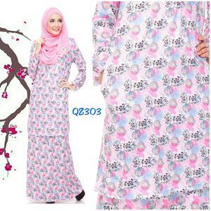 Qissara Zara QZ303 (Size XS hingga XL)