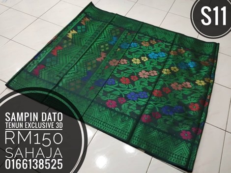 SM3D-89- SAMPIN DATO TENUN EXCLUSIVE 3D