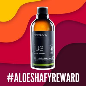 #AloeshafyReward