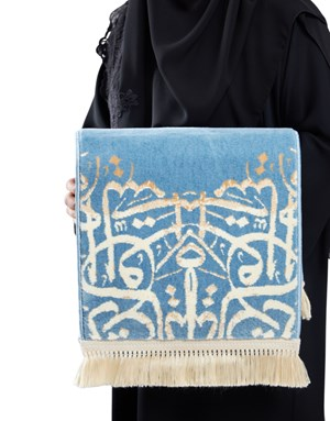 Calligraphy Collection - TPM216 Light Blue