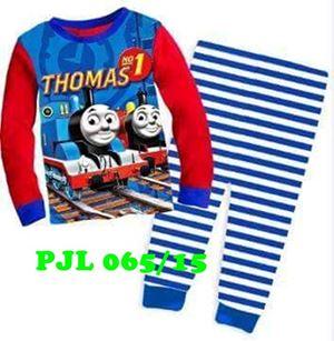 @  PJL065/15  THOMAS STRIPE BLUE PANT