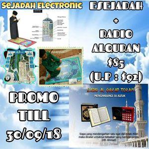 SEJADAH & RADIO AL-QURAN