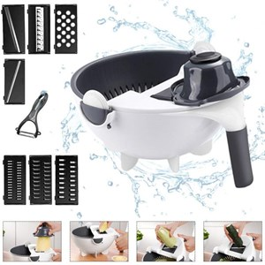 10 IN 1 WET VEGETABLE BASKET CUTTER