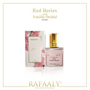 Red Berries with Vanilla Orchid 9ml