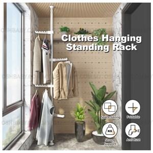 CLOTHES HANGING STANDING RACK ETA 30/10/2021