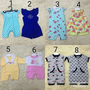 READY STOCK CUTE BABY JUMPER